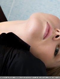 Omega has big natural breasts that she loves to fondle and she has a curvy bottom she loves to grip. - Omega A - Sensuality